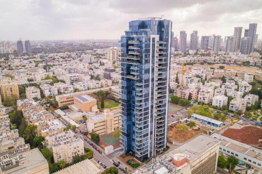 מגדל הגימנסיה - תל אביב