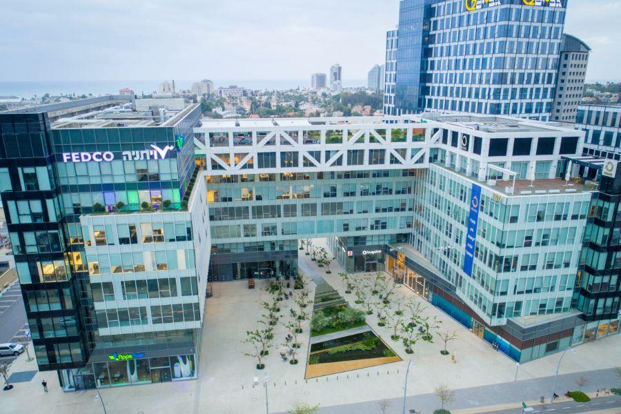 בית פדקו - הרצליה פיתוח