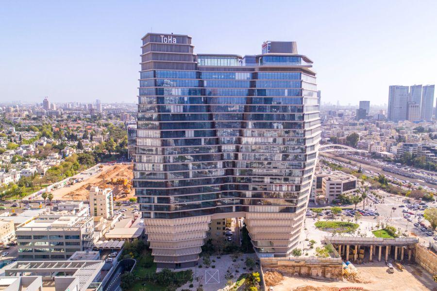 מגדל 1TOHA – תוצרת הארץ