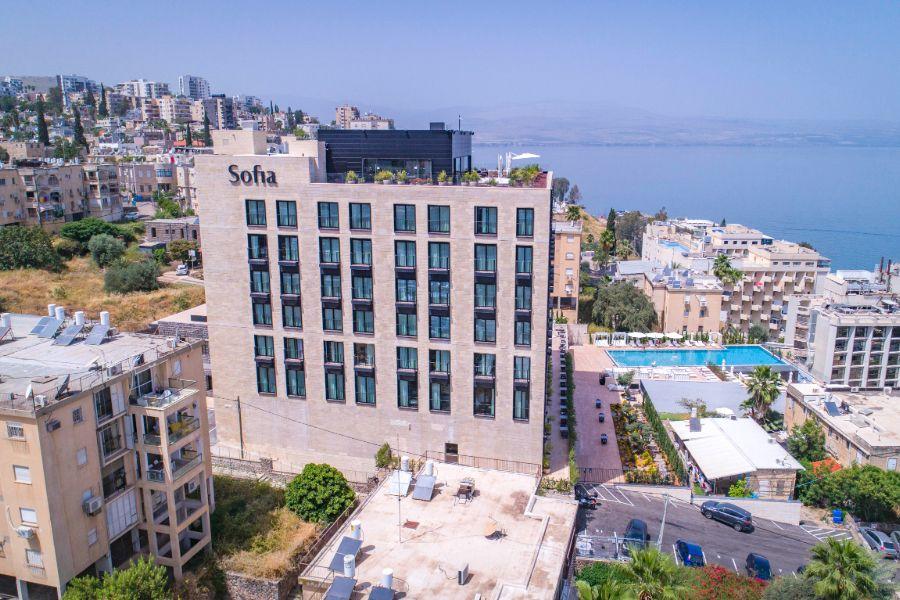 מלון ויסטה כינרת (סופיה) – טבריה