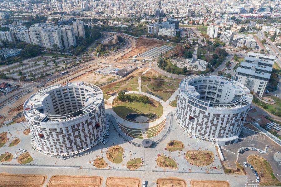 מעונות אוניברסיטת בר אילן – רמת גן