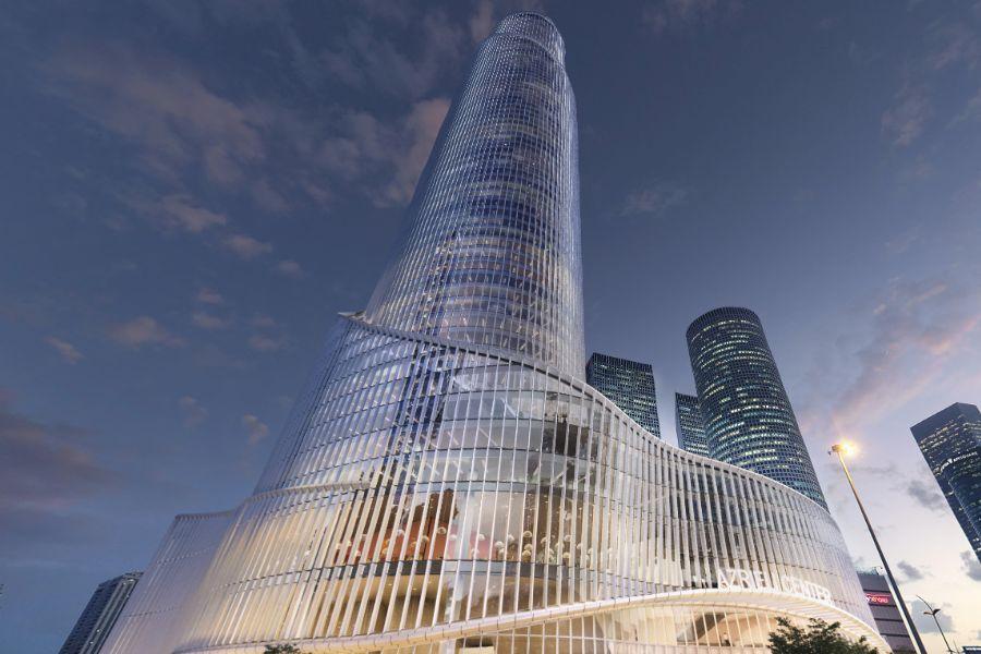 מגדל הספירלה – תל אביב