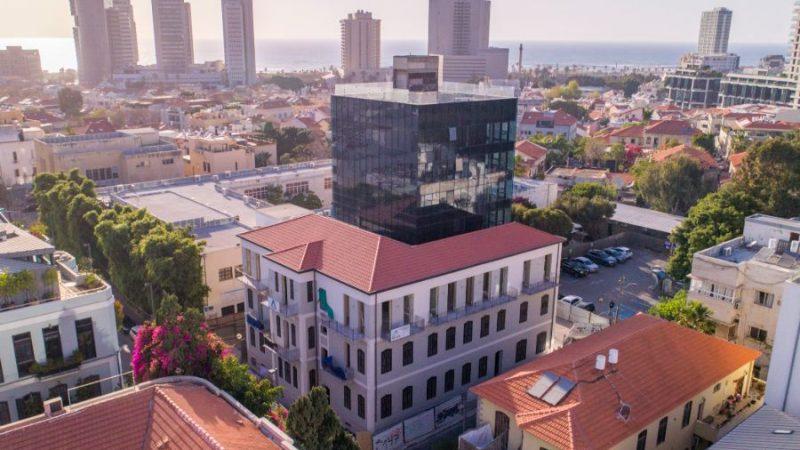מלון אלקונין – תל אביב