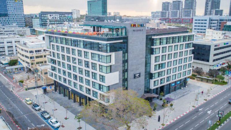 מלון ה- Publica – הרצליה פיתוח