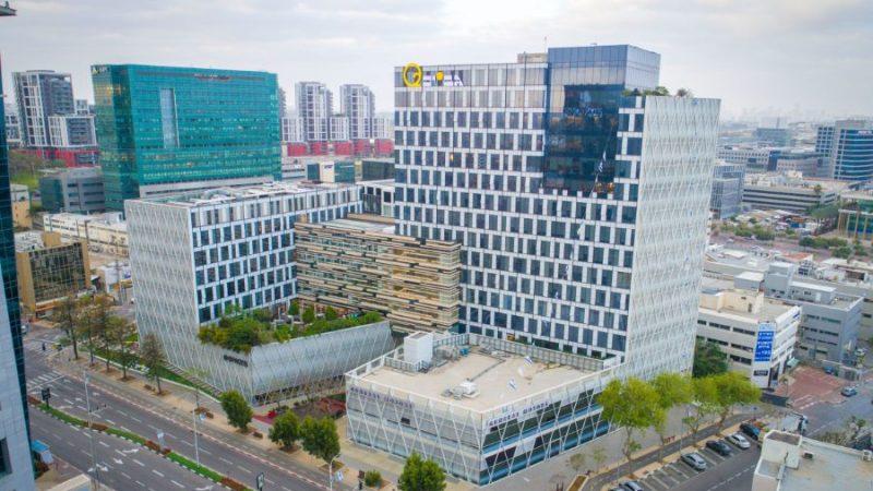 בניין אפל – הרצליה פיתוח