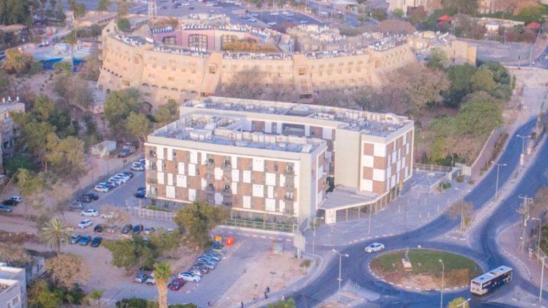 מעונות מחקר אוניברסיטת בן גוריון