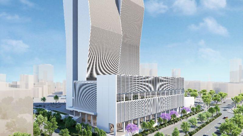 בנין התמך – תל אביב