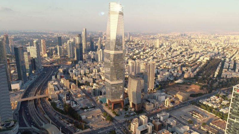 מגדל 2TOHA – תוצרת הארץ, תל אביב